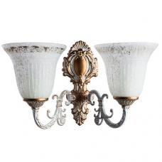 Двойное бра Arte Lamp Delizia A1032AP-2WG