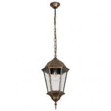 Подвесной уличный светильник Arte Lamp Genova A1204SO-1BN