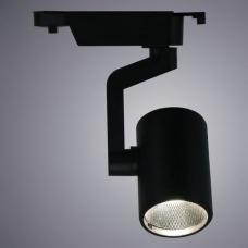 Трековый светодиодный светильник Arte Lamp Track Lights A2310PL-1BK