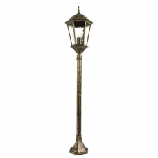 Уличный фонарь Arte Lamp Genova A1206PA-1BN