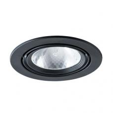 Встраиваемый светильник Arte Lamp 6664 A6664PL-1BK