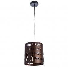 Подвесной светильник Arte Lamp Caffetteria A1223SP-1BR