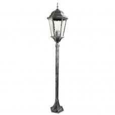 Уличный фонарь Arte Lamp Genova A1206PA-1BS