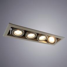 Встраиваемый светильник Arte Lamp A5941 A5941PL-4GY