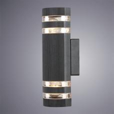 Бра уличное Arte Lamp Metro A8162AL-2BK
