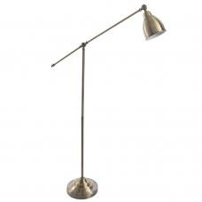 Торшер Arte Lamp Braccio A2054PN-1AB