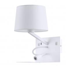 Бра Arte Lamp 1056 A1056AP-2WH