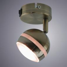 Спот Arte Lamp Venerd A6009AP-1AB