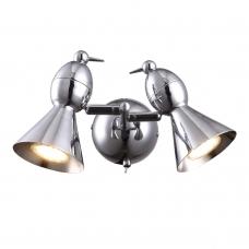 Двойное бра Arte Lamp Picchio A9229AP-2CC