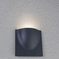 Светодиодное бра Arte Lamp Tasca A8512AL-1GY