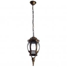 Подвесной уличный светильник Arte Lamp Atlanta A1045SO-1BN