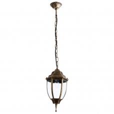 Подвесной уличный светильник Arte Lamp Pegasus A3151SO-1BN