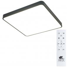 Потолочный светодиодный светильник Arte Lamp Scena A2669PL-1BK