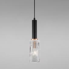 Подвесной светильник Eurosvet Root 50176/1 античная бронза;черный