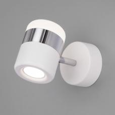 Светодиодное бра Eurosvet Oskar 20165/1 LED белый