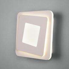 Светодиодное бра Eurosvet Salient 90154/2 белый