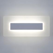 Светодиодное бра Eurosvet Square 40132/1 LED белый