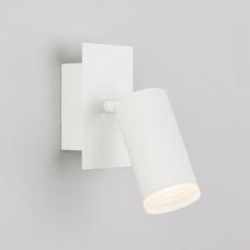 Светодиодное бра Eurosvet Holly 20067/1 LED белый