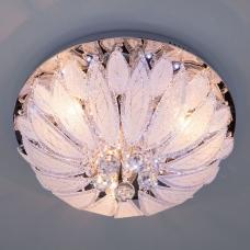 Потолочная люстра Eurosvet Daisy 80013/8 хром