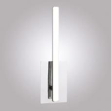 Светодиодное бра Eurosvet Hi-tech 90020/1 хром