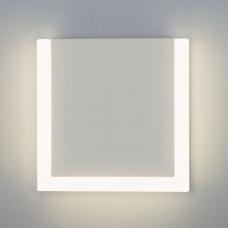 Светодиодное бра Eurosvet Radiant 40146/1 LED белый