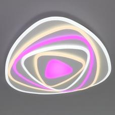 Светодиодная люстра Eurosvet Coloris 90225/1 белый