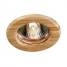 Встраиваемый светильник NOVOTECH WOOD 369713