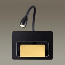 Светодиодное бра ODEON LIGHT SONIA 4242/3WL