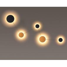 Светодиодное бра ODEON LIGHT GALAXY 4211/38WL