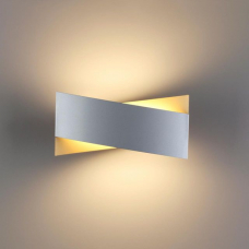 Светодиодное бра ODEON LIGHT TWISTY 4214/18WL