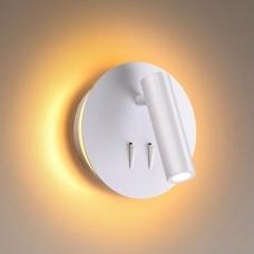 Светодиодное бра ODEON LIGHT BEAM 3912/9WL