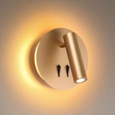 Светодиодное бра ODEON LIGHT BEAM 3913/9WL