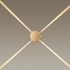 Светодиодное бра ODEON LIGHT BEATA 4263/8WL