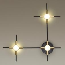 Светодиодное бра ODEON LIGHT COSTELLA 3906/9WL