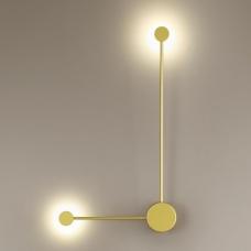 Светодиодное бра ODEON LIGHT SATELLITE 3900/10WG