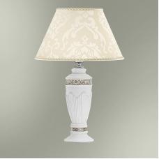 Настольная лампа с абажуром 38-402.56/9151