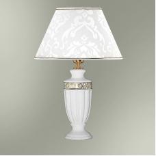 Настольная лампа с абажуром 33-401/9663