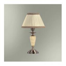 Настольная лампа с абажуром 3522Б камень