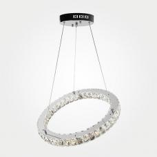 Подвесной светильник  Eurosvet Грация 90023/1 хром