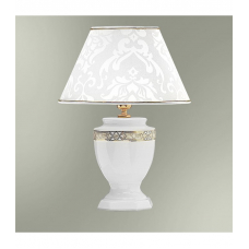 Настольная лампа с абажуром 33-401/10663