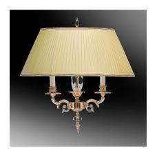 Светильник подвесной с абажуром 55-12.50/12923/3П