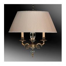 Светильник подвесной с абажуром 55-08.56/12923Б/3П