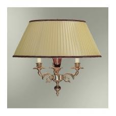 Светильник подвесной с абажуром 55-12.57/12957Ф/3П