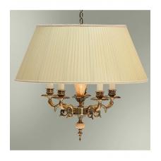 Светильник подвесной с абажуром 60-12.56/12922/5П