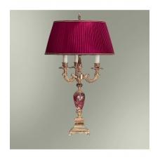 Настольная лампа с абажуром 44-09.57/13157Ф