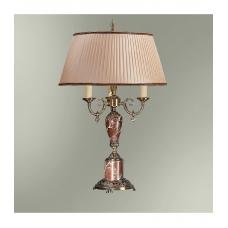Настольная лампа с абажуром 44-08.57/3057