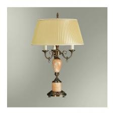 Настольная лампа с абажуром 44-12.56/3022