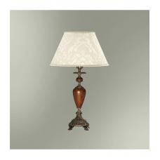 Настольная лампа с элементами из массива бука найдет себе место как в  гостиной так и в кабинете на Вашем рабочем столе. Смягчая контуры  обстановки и создавая замечательную игру светотени данная модель станет  украшением Вашей спальни. Основание лампы ..
