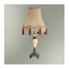 Настольная лампа с абажуром 24-30К/3422