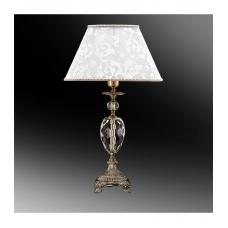 Настольная лампа с абажуром 33-45.56/3423Б
